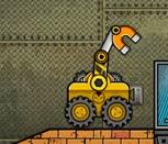 Игра грузовик погрузчик