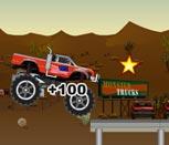 Игра грузовики Монстры
