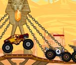 Игра грузовики по бездорожью