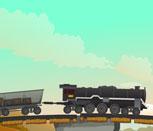 Игра грузовой поезд