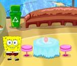 Игра Губка Боб для девочек