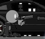 Игра Gun Mayhem 4