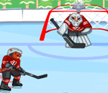Хоккей буллитами