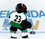 Игра хоккей с препятствиями