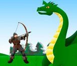 Игра храбрый дракон
