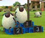 Игра баранчик Шон 5: Соревнования