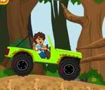 Игра для мальчиков гонки с Диего