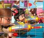 Игра Гадкий Я 3: Поверни и совмести