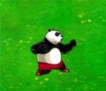 Кунг Фу Панда драки с зомби