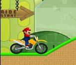 Марио 8 — мотогонка