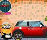 Миньоны 2: Мойка машины