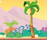 Игра Поезд Динозавров: Перелёт