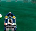 Игра полиция Лего