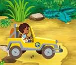 Игра приключения Диего в Африке