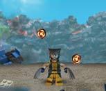 Игра Росомаха Лего