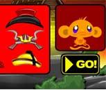 Игра Счастливая обезьянка 7: Ниндзя