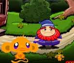 Игра Счастливая обезьянка 8: Лепреконы