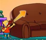 Игры Симпсоны 2: Стрельба из рогатки