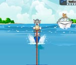 Том и Джерри 2: На водных лыжах