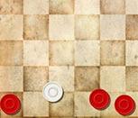 Игра в Чапаева шашками