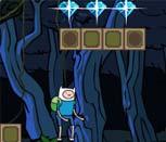 Игра Время Приключений 2: Изумрудный лес