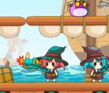 Игра про Пиратов
