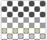 Чёрно-белые шашки