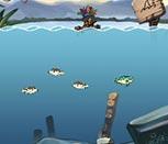 Игра Индеец на рыбалке