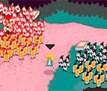 Карточные войны на троих