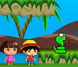Игра клад на волшебном острове
