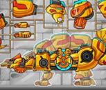 Игра конструктор динозавров