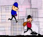 Игра копы и грабители