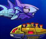 Игра корабль против субмарин