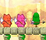 Игра бродилка кошки близнецы