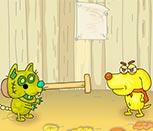 Игра коты зомби
