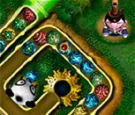 Игра Зума с Кунг Фу панда