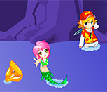 Игра квест спасение русалки