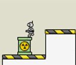 Лазерный батл роботов