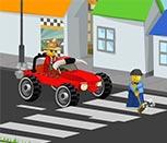 Игра Лего машины