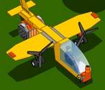 Игра Лего Сити: Погоня на вертолёте