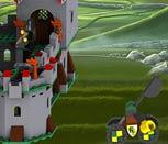 Игра Лего Сити: Защита замка