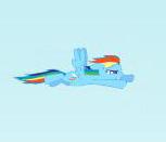 Игра леталки с Пони