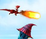 Игра летающий дракон