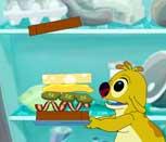 Игра Лило и Стич мастер бутербродов