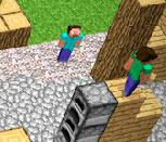 Игра Майнкрафт на двоих