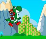 Игра Марио на драконе