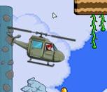 Марио на вертолёте