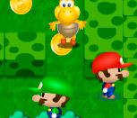 Марио в роли Пакмена