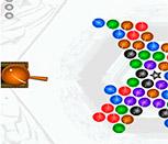 Игра мельница из шаров