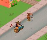 Микки Маус: Развозчик Хот догов